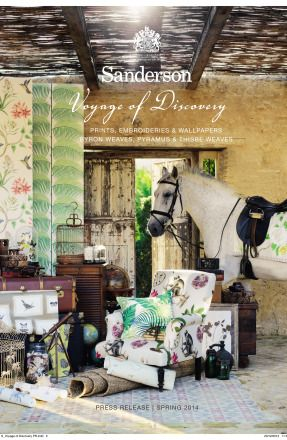 Catalog Sanderson: Voyage of Discovery