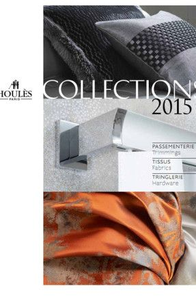 Catalog Houles: Collections 2015