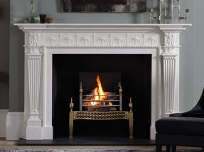 Adam Fireplace Collection-The Roxburghe