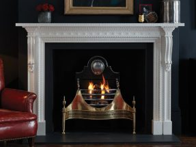Adam Fireplace Collection-The Locke