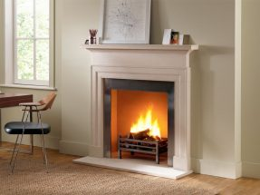 Contemporary Fireplace Collection-The Dakota