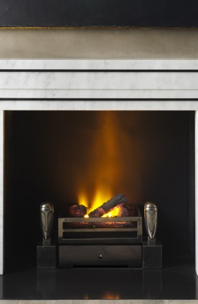 Eric Cohler Fireplace Collection-The Ealing