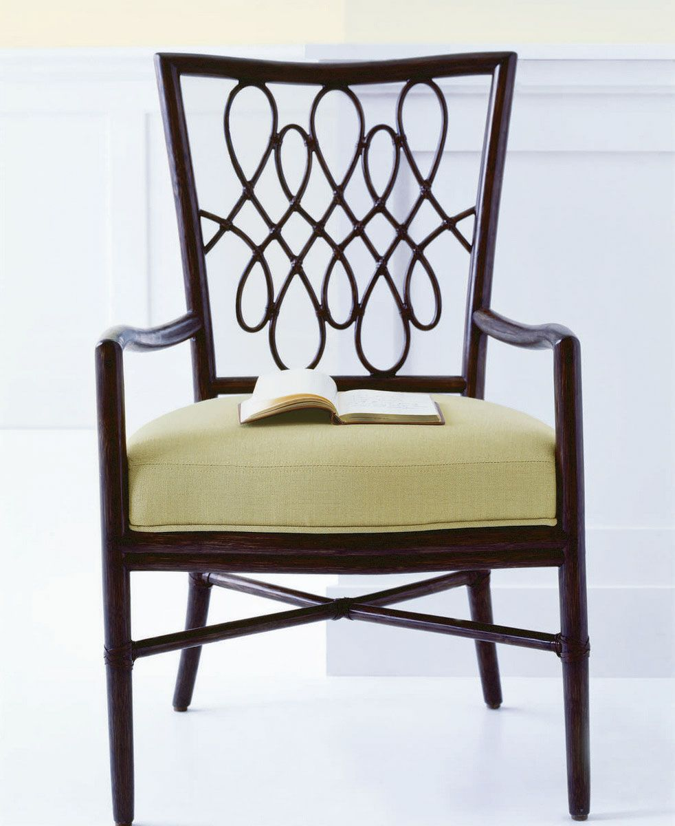 Mobilier Barbara Barry - Script Arm Chair