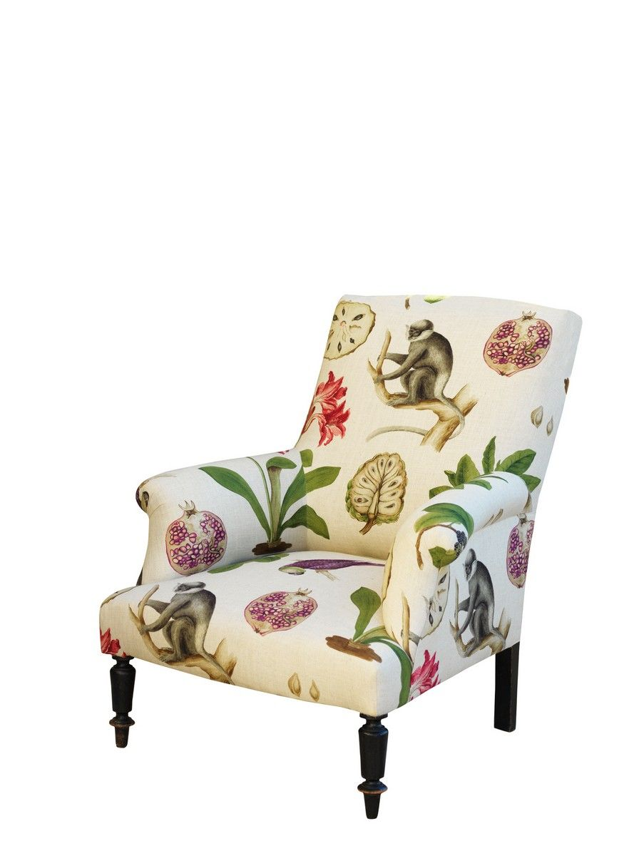 Perdele si tapet Sanderson - Capuchins Fabric Chair