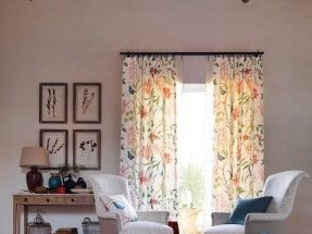 Perdele si tapet Sanderson – Clementine Fabric