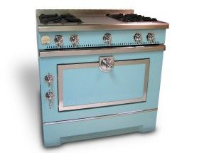 La Cornue Kitchen Accessories – Grand Maman bleu ete chrome
