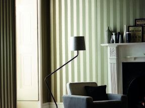Harlequin curtains and wallpaper – Momentum