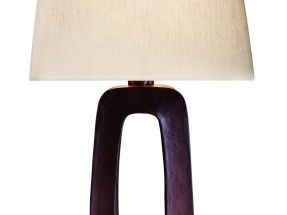 Obiect de iluminat Robert Kuo – O Table Lamp