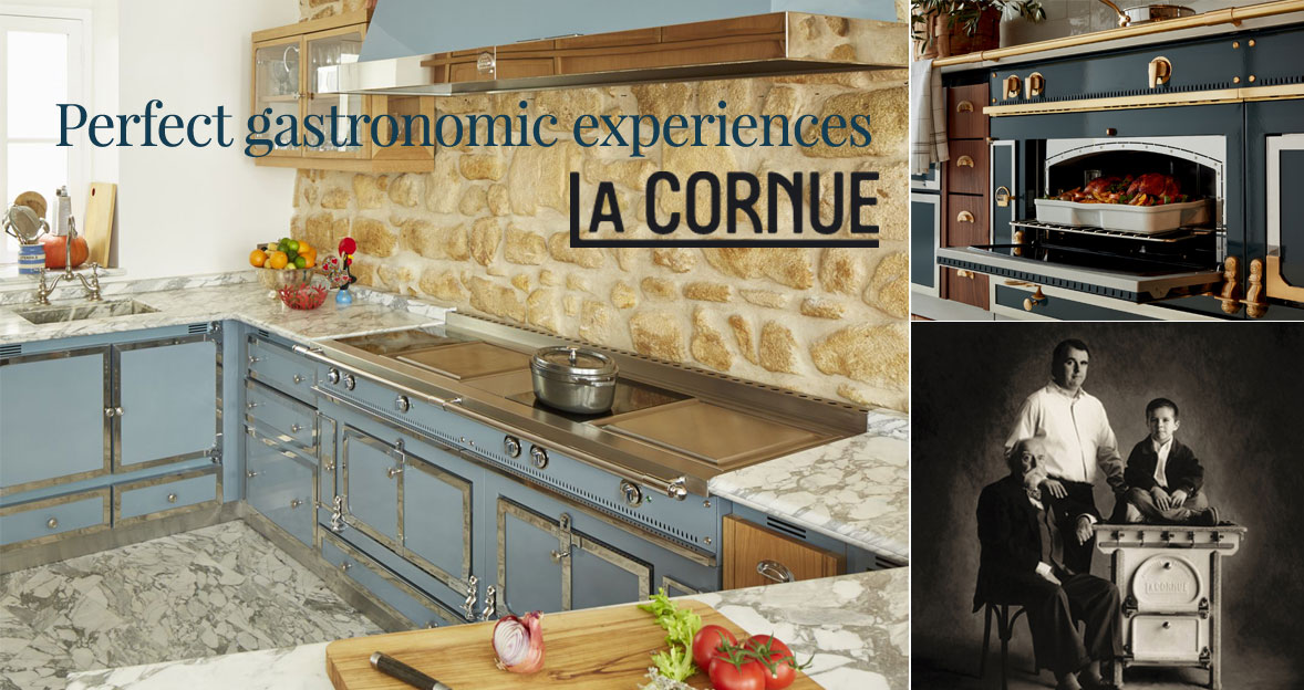 La Cornue - Perfect gastronomic experiences