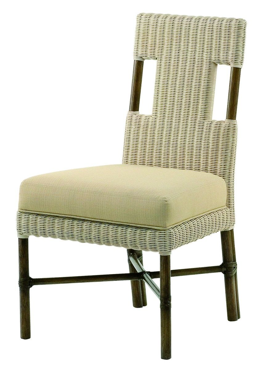 Mobilier Thomas Pheasant - Woven Core dining side chair