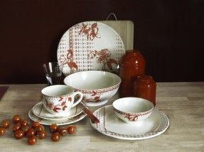 Accesorii bucatarie Gien – a table rouge