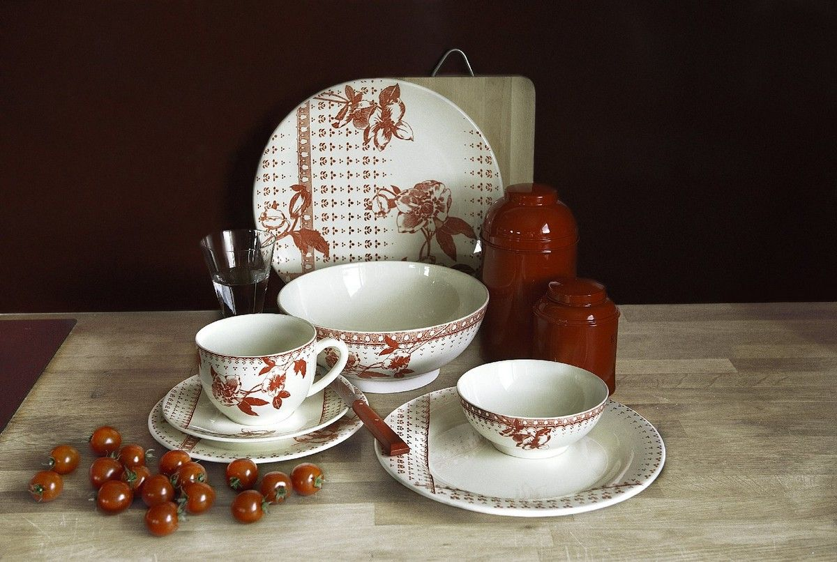Accesorii bucatarie Gien - a table rouge