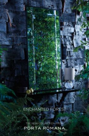 Catalog Porta Romana: Enchanted Forest Brochure