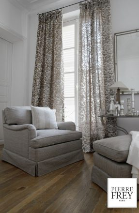 Pierre Frey Curtains and Wallpaper – Harmonie Frey