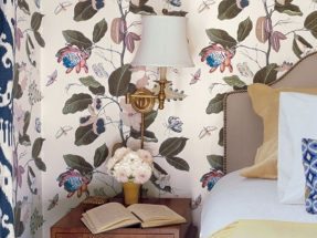 Pierre Frey Curtains and Wallpaper