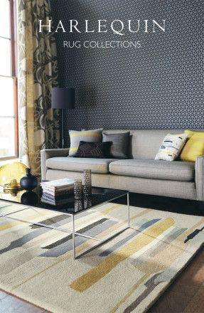 Catalog Harlequin: Rugs