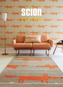 Catalog Scion: Rug Collection 2014