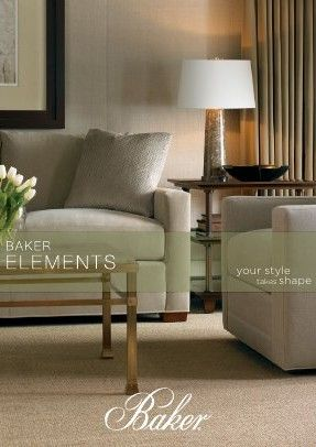 The Baker Elements Collection Catalogue