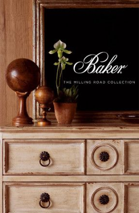 Catalog Baker: The Milling Road Collection Designer Palette