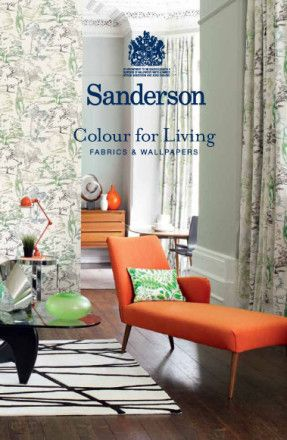 Catalog Sanderson: Colour For Living