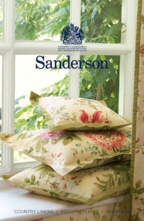 Catalog Sanderson: Country Linens