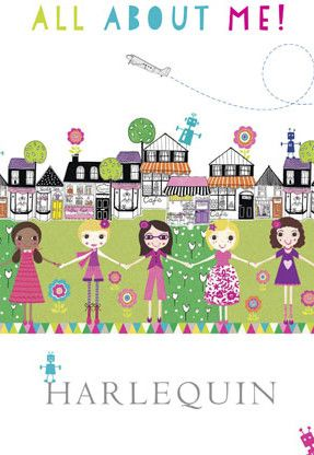 Catalog Harlequin: All About Me