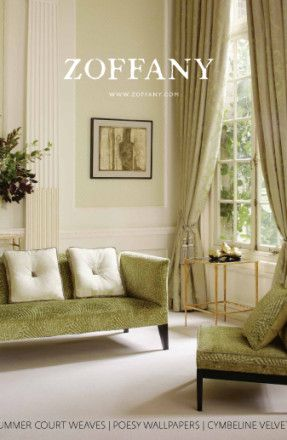 Catalog Zoffany: Summer Court