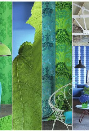 Designers Guild Catalogue: F&W Brochure