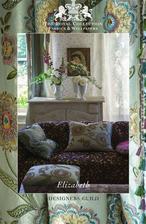 Designers Guild Catalogue: Royal Collection Main