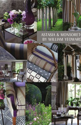 Catalog Designers Guild: William Yeoward Main Brochure