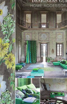 Designers Guild Catalogue: Home Accessories AW14