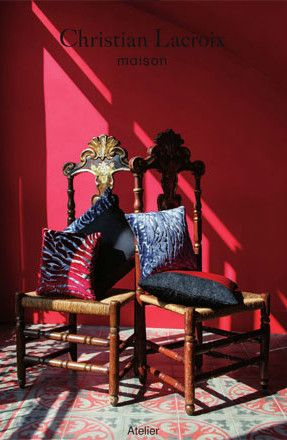 Designers Guild Catalogue: Christian Lacroix maison