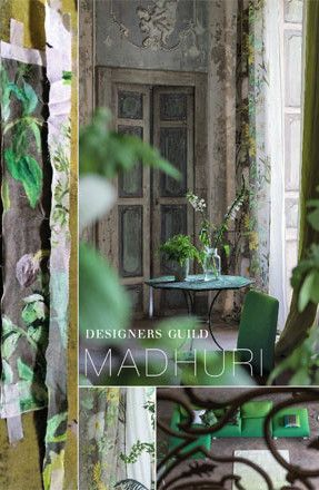 Designers Guild Catalogue: Madhuri