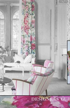 Designers Guild Catalogue: Shanghai Garden 2015