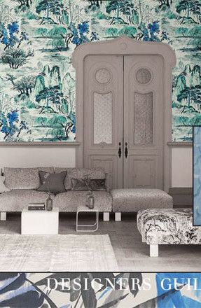 Designers Guild Catalogue: Shanghai Garden Wallcoverings