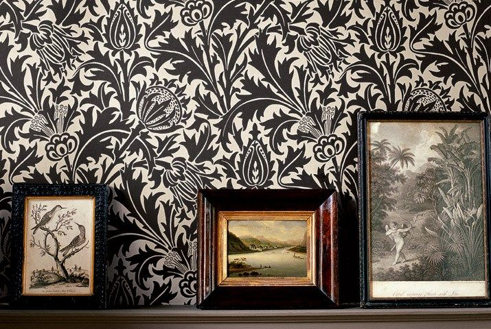 Thistle-wallpaper-morris&co