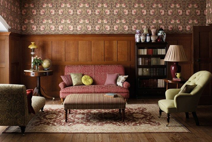 Pimpernel_Wallpaper_morris&co