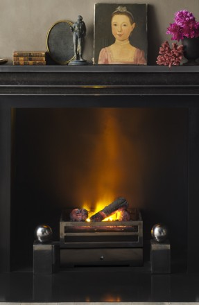 Eric Cohler Fireplace Collection-The Griffin