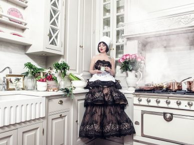 Ana Morodan - Cooking at La Maison
