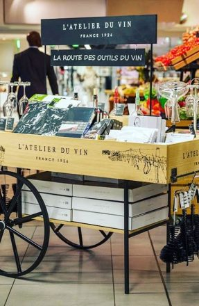 L'atelier du vin – kitchen accessories – corkscrew