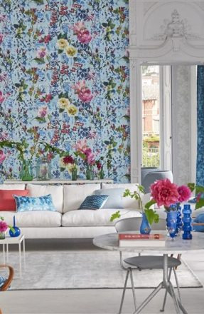 Wallpaper Majolica – Designers Guild