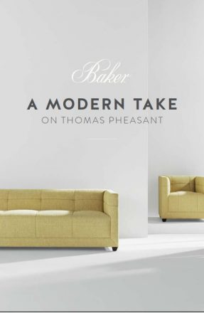 Catalog Baker: Thomas Pheasant a modern take 2017