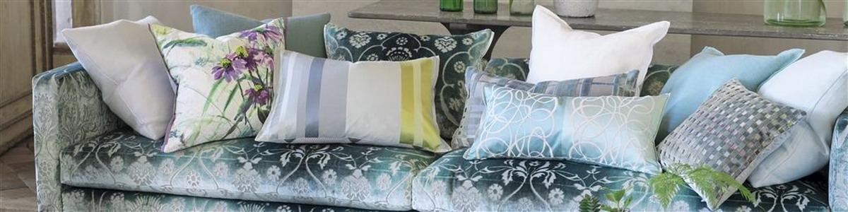 Home Accessories - Designers Guild - Cushions