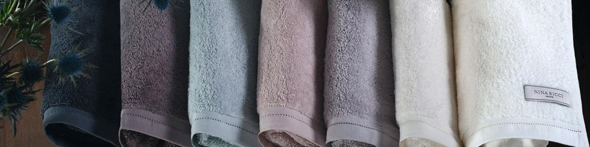 Bathroom Towels - Ecume des Jours - Nina Ricci