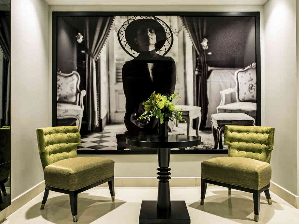 Furniture Sofitel - Artisan Collinet - Chairs