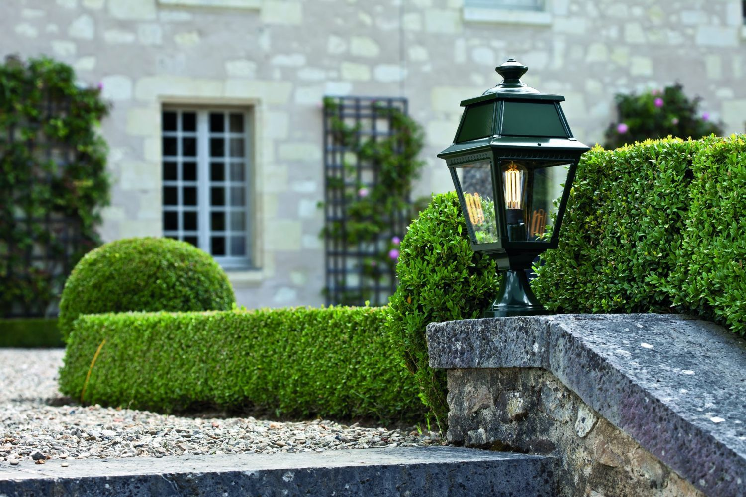 Artisan Roger Pradier - Avenue 2 - Heritage - Lighting Appliances - Outdoor