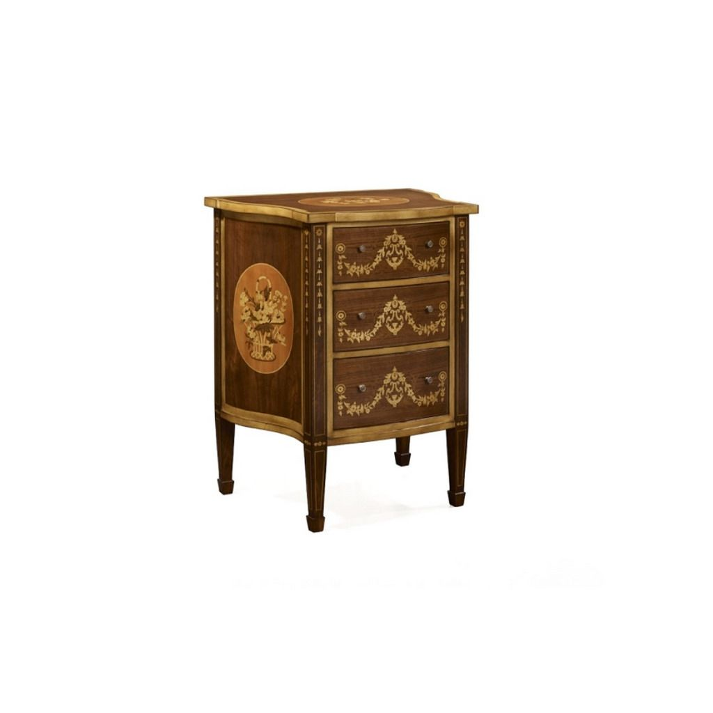 Marquetry Commode - Oficina Inglesa furniture