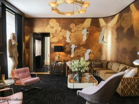 Namban Wallpaper – de Gournay