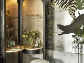 Tapet The Hunt – de Gournay