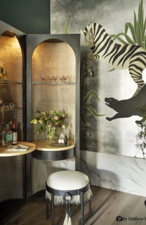 The Hunt Wallpaper – de Gournay